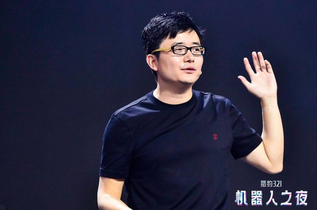 猎豹移动董事长兼 CEO 傅盛